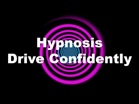 Hypnosis: Drive Confidently (request) video