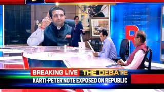 NCP's Rahul Narvekar questions Republic TV''s expose on #KartiPeterNote