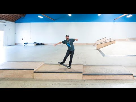 Pro Skater NBD Skate Trick Challenge! / Warehouse Wednesday