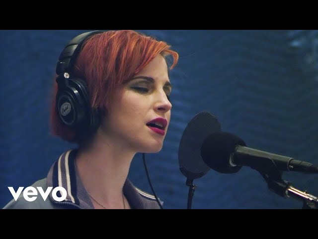 Zedd - Stay The Night Acoustic from iTunes Session ft. Hayley Williams of Paramore