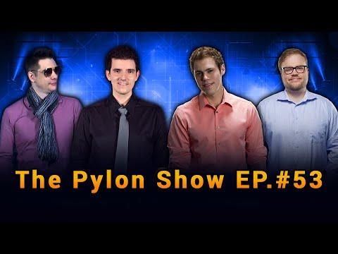 Ep.#53 of #ThePylonShow with RotterdaM08 & YoanMerlo