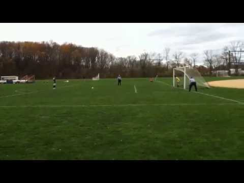 Atlantic Christian School vs Gloucester County Christian School Penalty Shootout - 11/04/2012