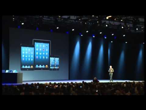 Apple's Tim Cook Unveils IOS Software Revamp