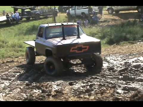 Never Satisfied Mud Truck 09 Video