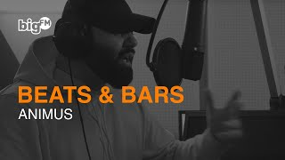 "bigFM-EXCLUSIVE: BEATS & BARS MIT ANIMUS ""MALCOLM X TEIL 2"""