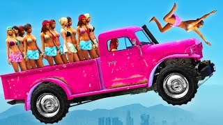 GTA 5 FAILS & WINS