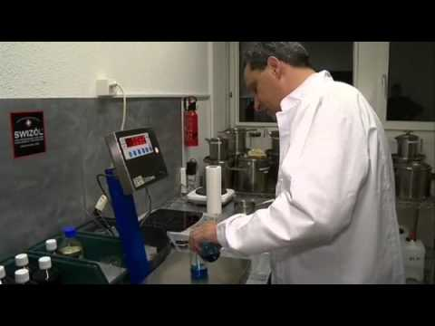 The official Swissvax Car Care Center reported by 20 Minuten Online Video
