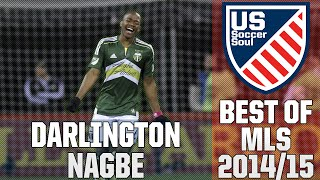 Darlington Nagbe ● Skills, Goals, Highlights MLS 2014/15 ● US Soccer Soul | HD