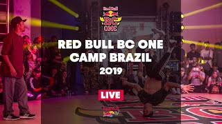 LIVE: Red Bull BC One Camp Brazil 2019
