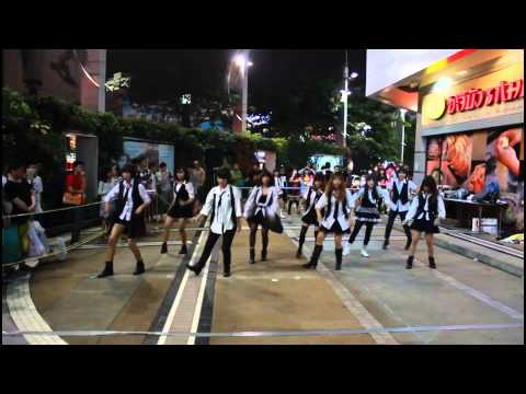 CandyPops Cover AKB48 @ J-Street Cover Party 2012 Part I