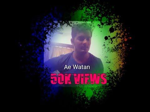 Ae Watan   Raazi   Arijit Singh   Cover By Ravi Mishra thumbnail