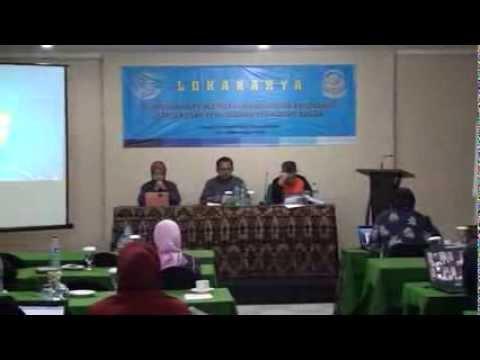 Lokakarya Pendididikan Program Studi Penyuluhan Perikanan