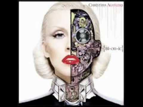 Lift me Up * Christina Aguilera (bionic deluxe edition)