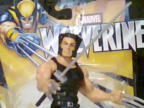 Review do Boneco Wolverine - Hero Blade Logan - Toy Review