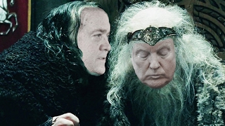 "Steve ""Wormtongue"" Bannon Makes Power Play To Isolate Trump"