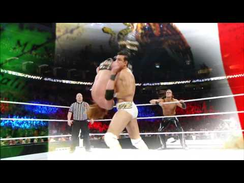 Alberto Del Rio Entrance Music video
