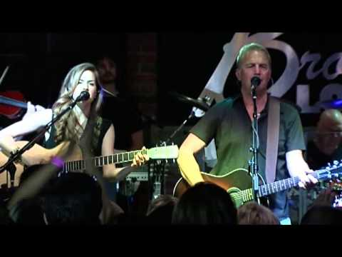 "Kevin Costner, Lily Costner & Modern West -  "" Let Me Be The One """