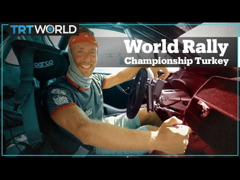Experience the Wild off-road action at the World Rally Championships in Turkey
