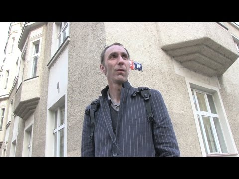 Will Self's Kafka Journey: A Prague Walking Tour