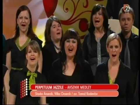 Perpetuum Jazzile - Avsenik Medley Slovenska polka in valek Music Videos