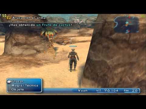 final fantasy 12 emulado no pcsx2 em hd dx 11
