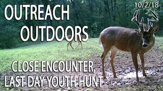 Outreach Outdoors 2018 | Close Encounter, Last Day Youth Hunt