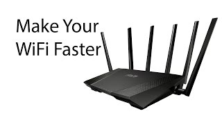 Optimize Your WiFi Router