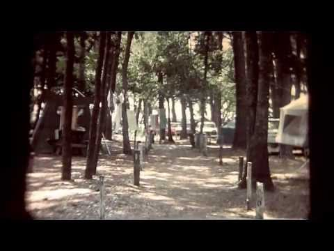 Lake Arrowhead Campground 1965 Myrtle Beach SC