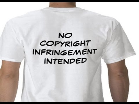 No Copyright infringement © - YouTube