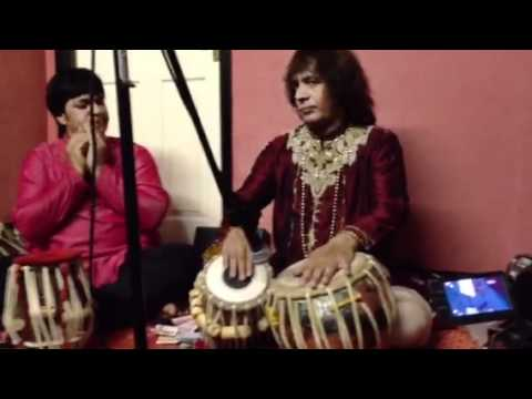 Ustad Tari Khan Solo video