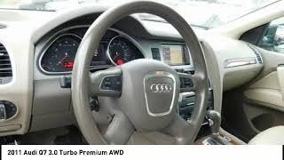 2011 Audi Q7 Fredericksburg VA 72579L