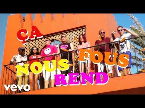 Collectif Metisse Ça nous rend fous music videos 2016 dance