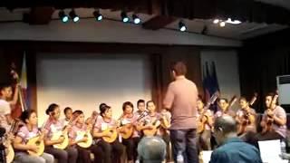 Lucban Pahiyas Community Rondalla (Gabi ng mga Aswang)