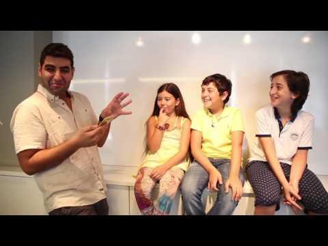 Güldüy Güldüy Show Çocuk - Kıvanç Baran Arslan Söyleşisi Bölüm 3