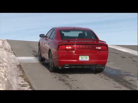 2013 Chrysler 300 AWD, Dodge Charger AWD Test Drive
