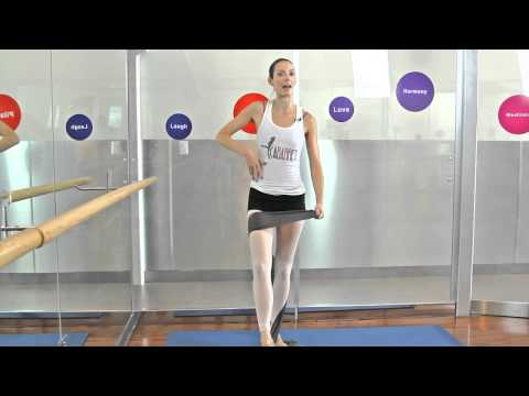 How to Improve Leg Extension for Ballet : Dance & Ballet Conditioning Image 1