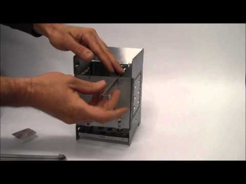 Instructional Video For The Folding Firebox 5
