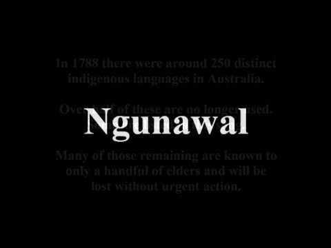 Australia's Lost Languages