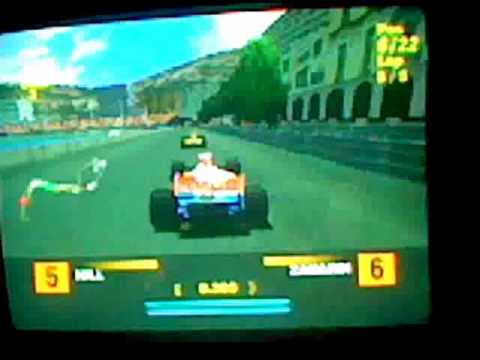 The whole of the 5 lap Monaco Grand Prix on Formula one 99 with me as Alex Zanardi in the Williams having a real good battle with Ralf Schumacher on the fina...