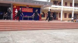 nhảy cực chất: vũ điệu trung thu- bắc kim thang- seve- điện máy xanh.