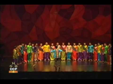 Tsu Chorale - Inday Sa Balitaw By: Rosendo Santos video