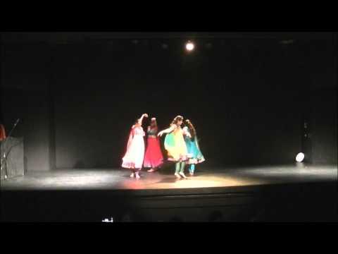 Punjabi-Gujarati Dance - Diwali 2014 (ISO UAH)