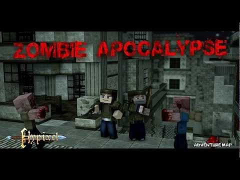 Minecraft - Apocalypse Zumbi - 1 Misso