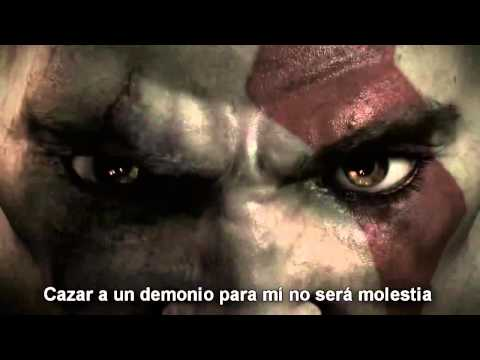 KRATOS VS DANTE RAP   BATALLA DE HEROES   Zarcort Ft. Piter-G