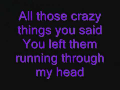 Avril Lavigne, I Wish You Were Here: Lyrics video