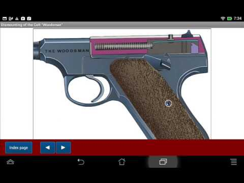 Colt pistols of small caliber explained - Android APP - HLebooks.com