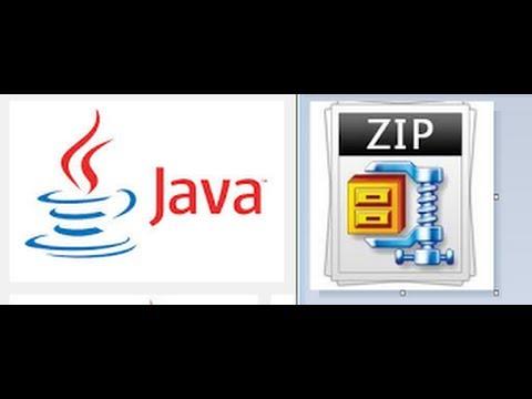 comprimir archivos con java tutorial libreria zip4j_1.3.1.jar utilizando java netbeans