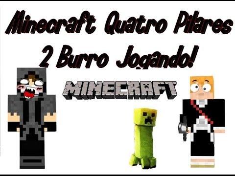 Minecraft - Desafio dos 4 pilares -  + Download