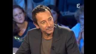 Jean-Hugues Anglade - On n'est pas couché 8 septembre 2007 #ONPC