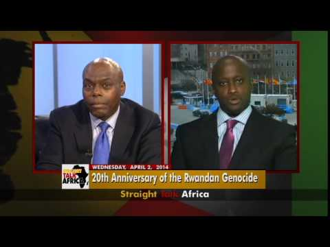 Straight Talk Africa Guest Rwandan Deputy Permanent Representative to the U.N. on Genocide